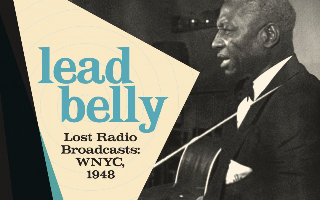 Special Limited Edition Lead Belly LP coming soon!