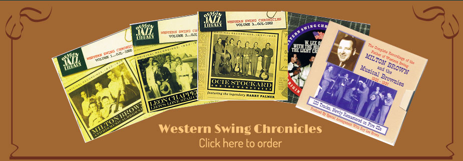 Western Swing Chronicles