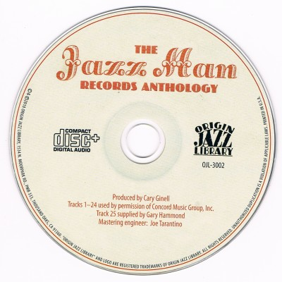Jazz Man Records Anthology