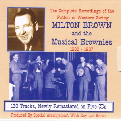 Milton Brown Box