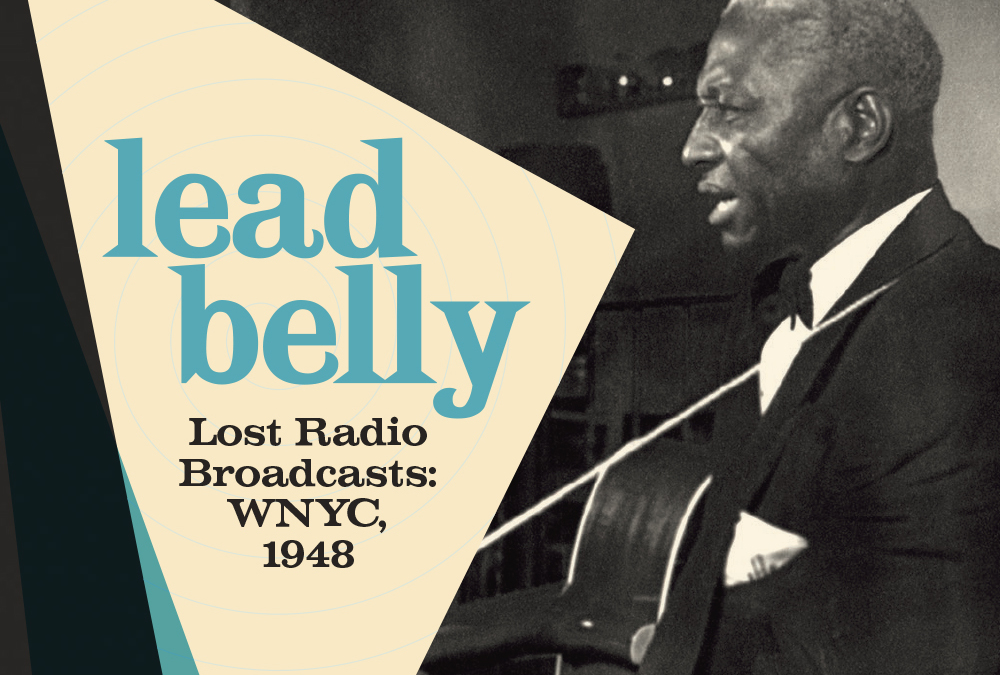 New Lead Belly 10-inch Vinyl LP Now Available!